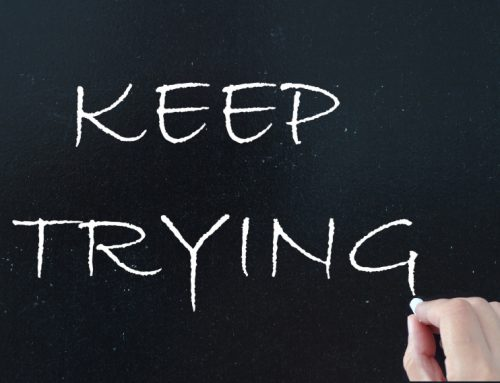 Keep Trying! – diary